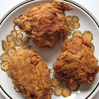 Loretta Lynn's Crispy Fried Chicken.
