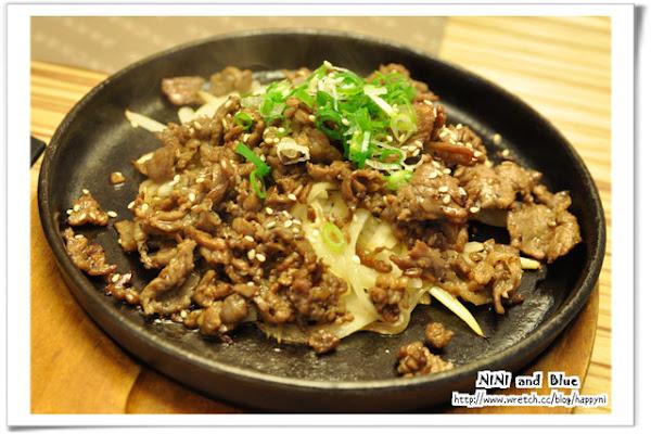 綠園道~飯饌韓式料理B/A/N/N/C/H/A/N.台中第一家分店(有MENU)
