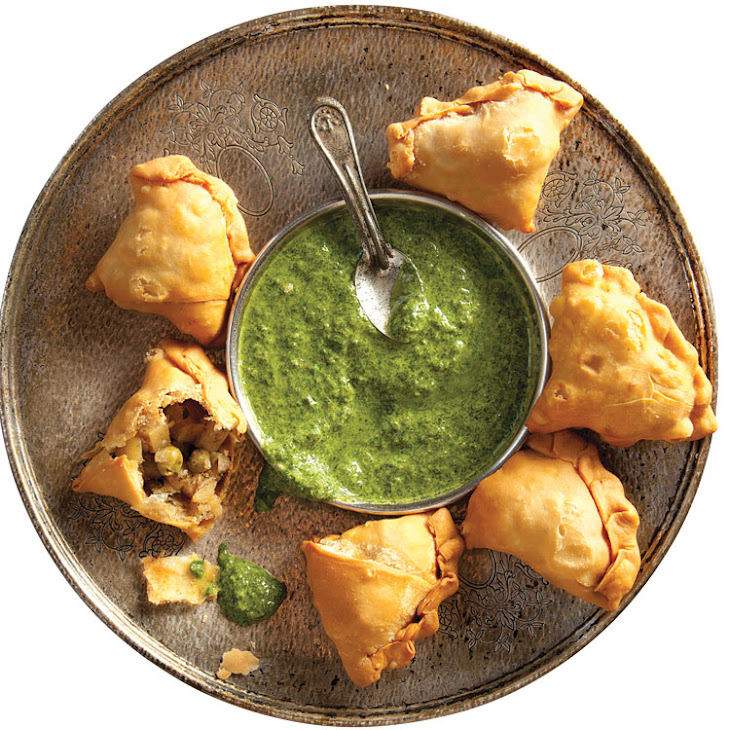 Aloo Samose (Indian Spiced Potato Pastries) Recipe
