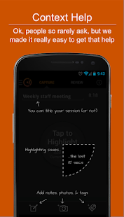 Cogi – Notes & Voice Recorder - screenshot thumbnail