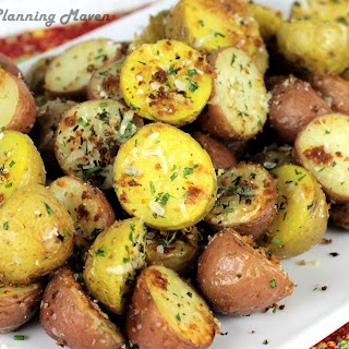 Parmesan Crunch-Top Potatoes.