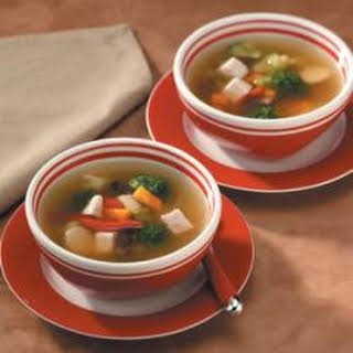 Chinese Chicken Soup.