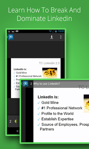 玩免費教育APP|下載How To Dominate Linkedin app不用錢|硬是要APP
