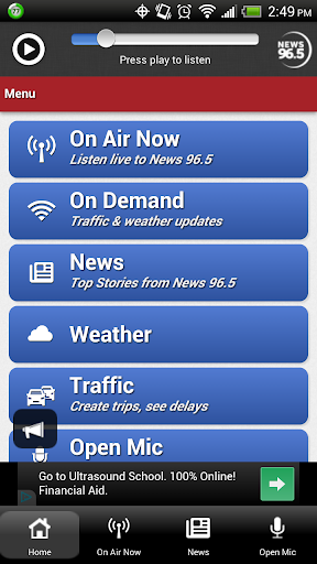 News 96.5 WDBO-FM Orlando