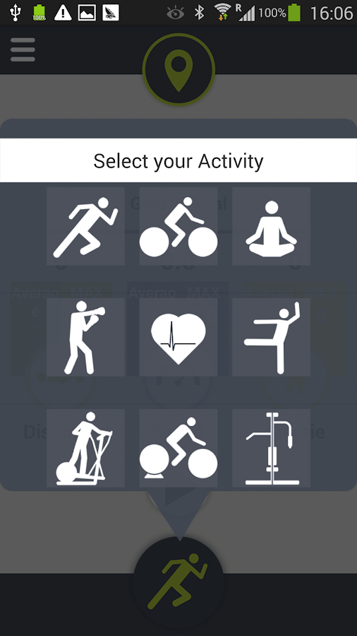 iMaze Fitness- screenshot