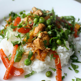 Chicken and Pineapple Stir-Fry.