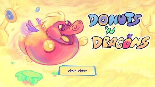 Donuts 'n' Dragons