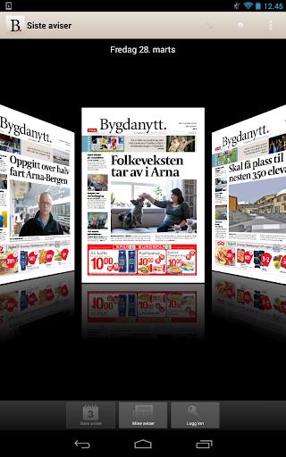 Bygdanytt e-avis