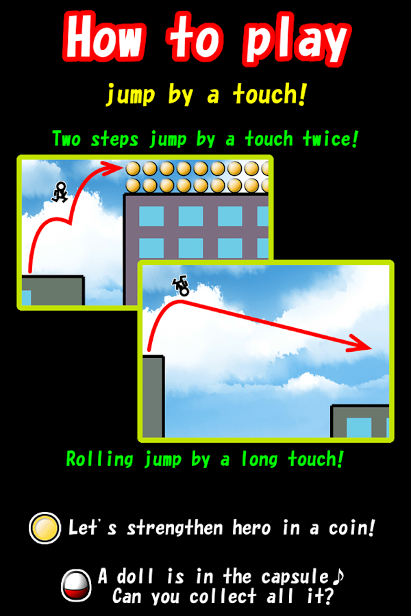 Crazy Jumper Special - Free- screenshot