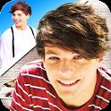 Louis Tomlinson Me icon
