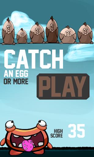 Catch an Egg - Mini Game