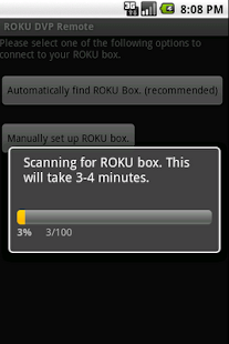 ROKU DVP Remote - screenshot thumbnail