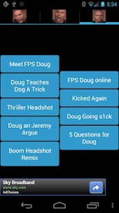 FPS Doug SoundBoard- screenshot thumbnail