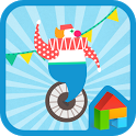 Our Village Circus Dodol Theme icon