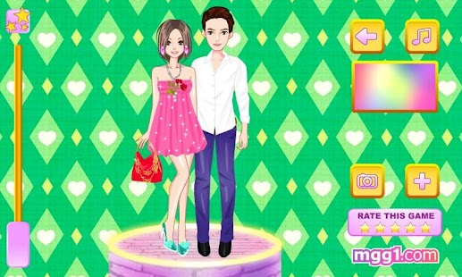 Romantic Summer Date Dress Up - screenshot thumbnail