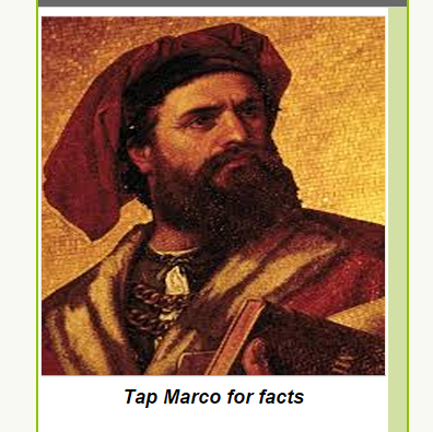Tell Me Marco