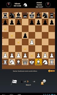 Black Knight Chess - screenshot thumbnail
