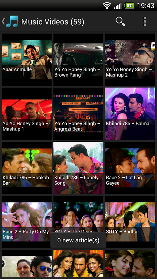 Hollywood Bollywood Movies - screenshot