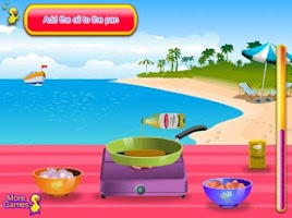 Screenshot of Cooking Delicious Chicken