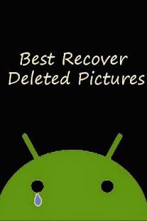 最好的恢復已刪除的照片