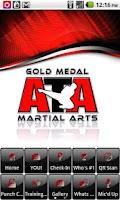 Screenshot of Gold Medal Martial Arts