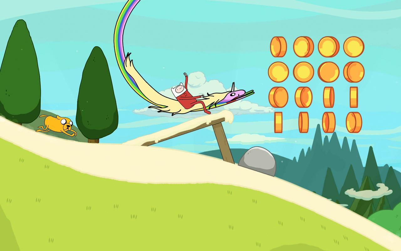Ski Safari: Adventure Time screenshot #5