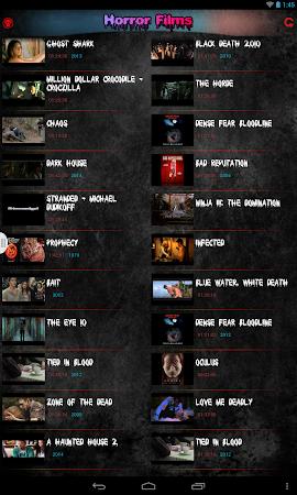 Horror Movies Free 1.0 screenshot 218229