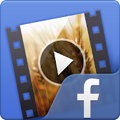 Video Uploader for Facebook