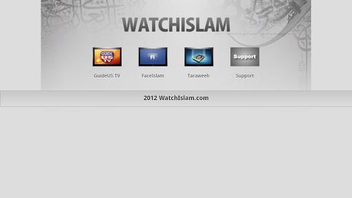 WatchIslam TV for Google TV