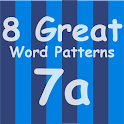 8 Great Word Patterns Level 7a icon