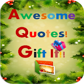Awesome Quotes ! Gift it !!