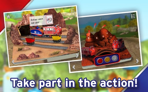 Chug Patrol: Ready to Rescue - Chuggington Book- screenshot thumbnail