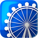 The London Eye App (Official) logo