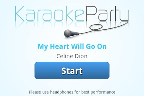 Karaokeparty.com- screenshot thumbnail