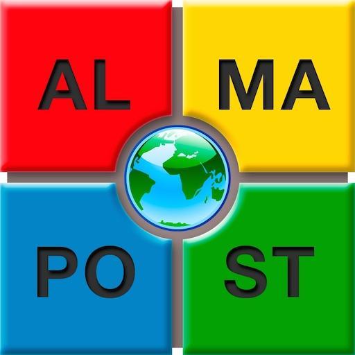 AlmaPost - Доставка из США LOGO-APP點子