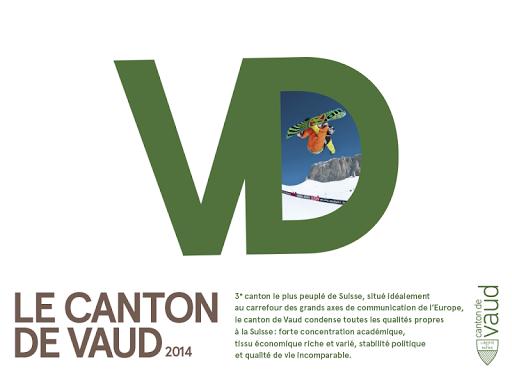 Le Canton de Vaud 2014