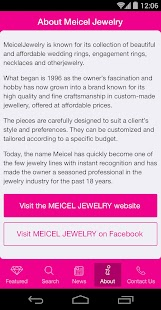 Meicel Jewelry- screenshot thumbnail