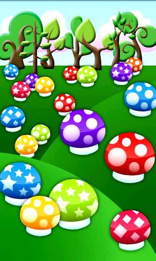 Mushroom Forest Live Wallpaper