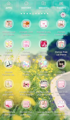 玩免費個人化APP|下載可愛換裝桌布★Happy sunny day app不用錢|硬是要APP