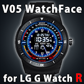V05 WatchFace for LG G Watch R