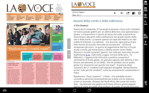 La Voce screenshot 1