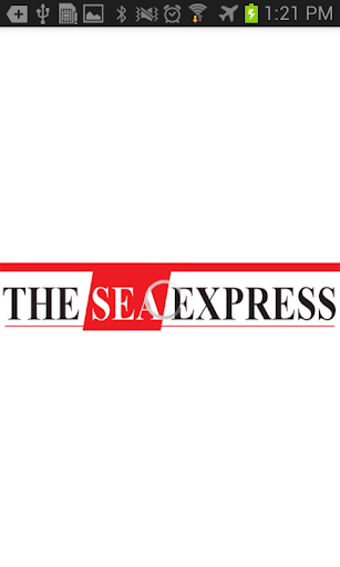 The Sea Express Epaper