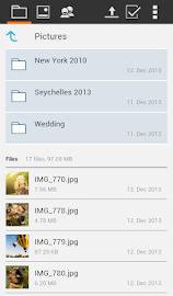 HiDrive Screenshot 2
