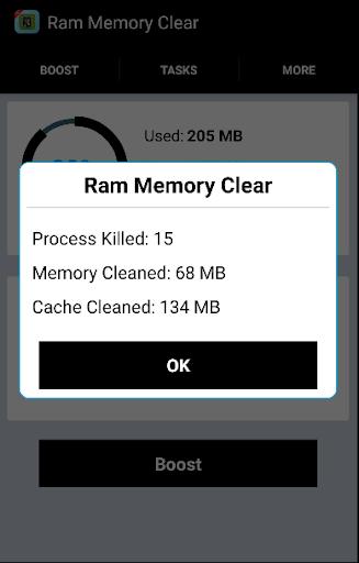 Ram Memory Clear