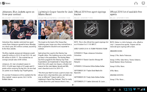 NHL - screenshot thumbnail