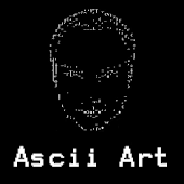Cartoon to Ascii Art