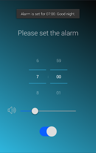 Runalarm:This will wake you up
