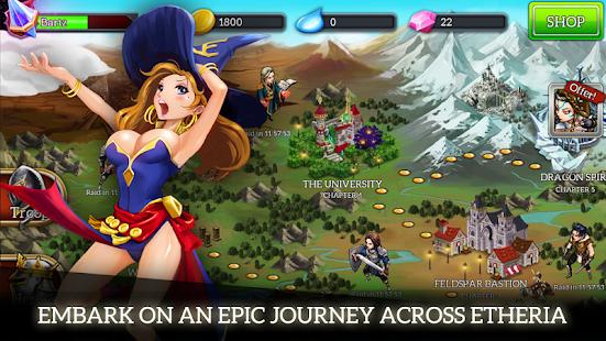 Dragonfall Tactics HD Для Android