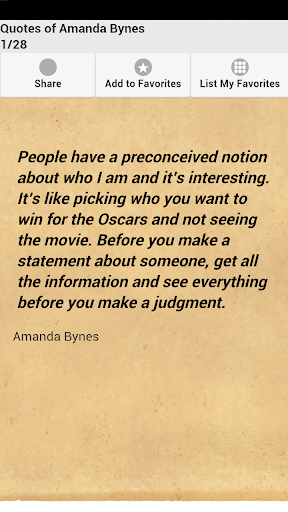 Quotes of Amanda Bynes