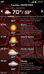 Weather Services PRO- screenshot thumbnail